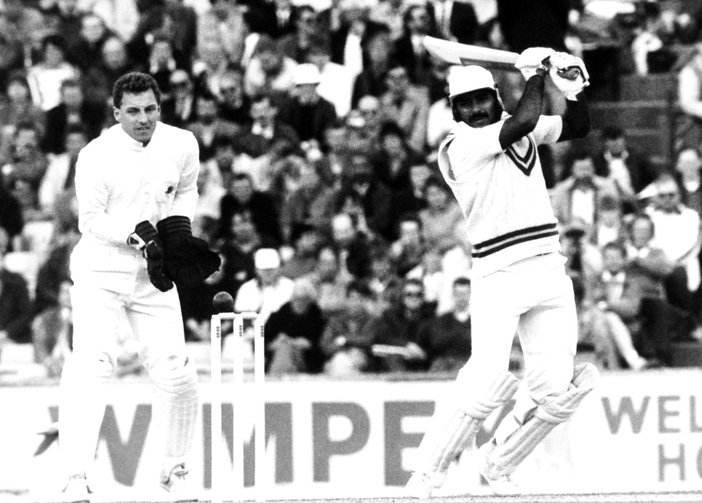 Miandad: master of the art of the chase