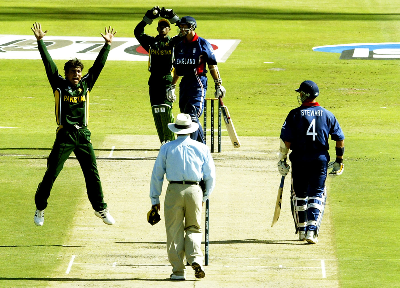 Second wind: Saqlain's invention allowed bowlers to make a comeback into run-stuffed ODIs