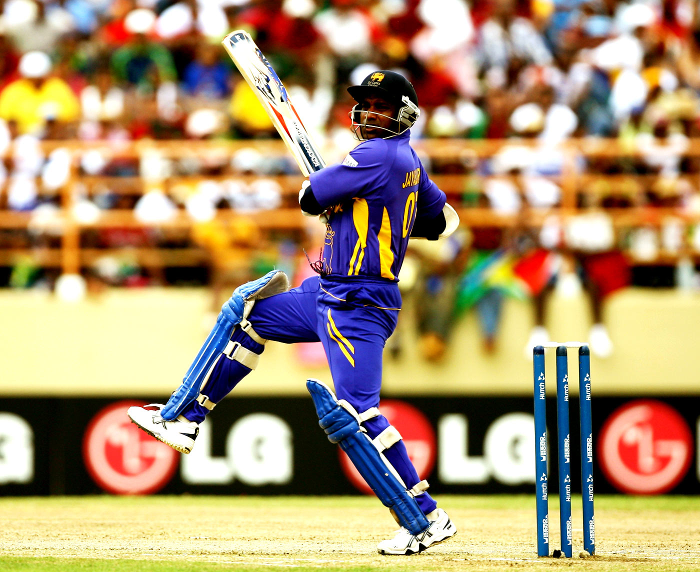 Jayasuriya: flayed 'em all
