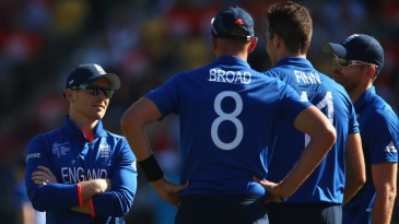 England's bowlers could not find a way past Brendon McCullum