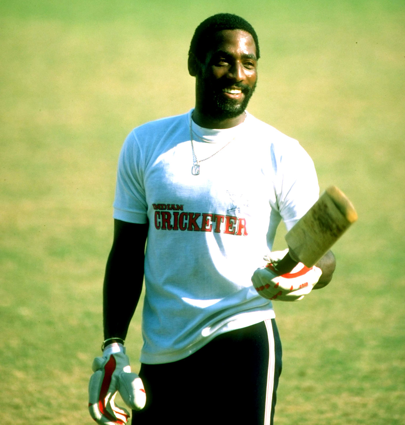 He got game: Richards lorded it over the one-day format as if it had been designed for him