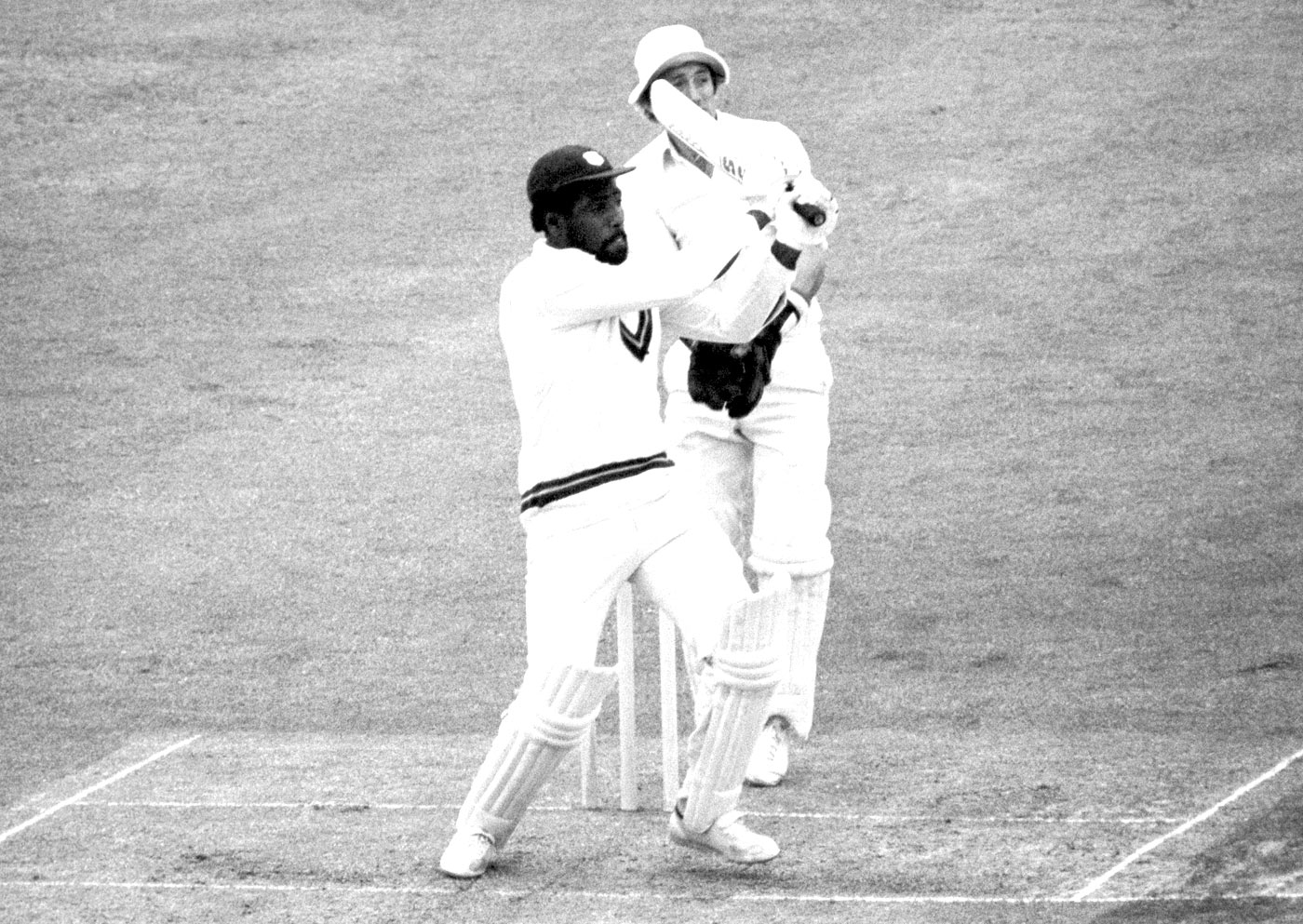 Richards' spectacular 139 at Lord's in 1979 is one of six hundreds scored in World Cup finals