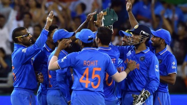 India handed South Africa their biggest defeat in World Cups