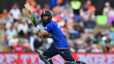 Moeen Ali gave England a steady start