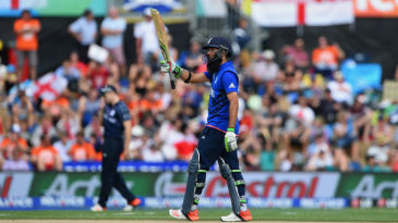 Moeen Ali brought up his fifty off just 39 deliveries