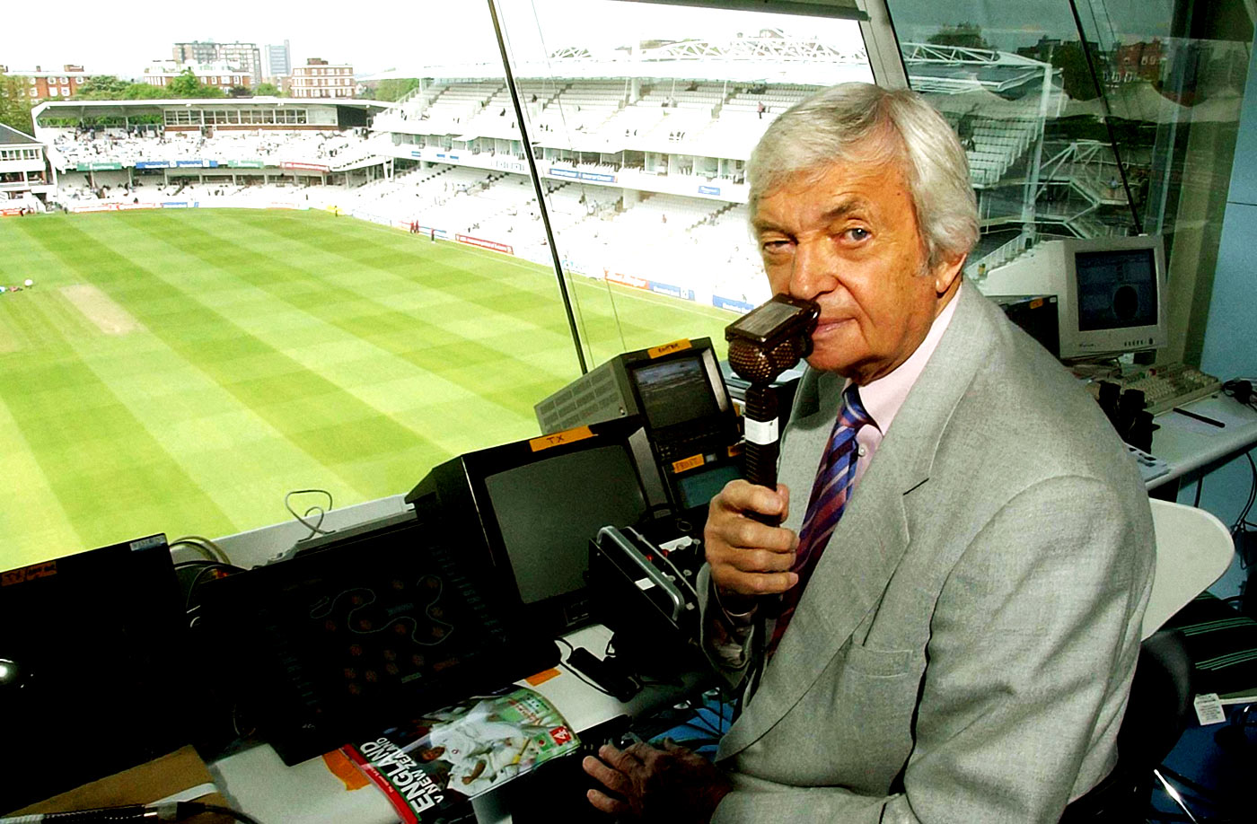Richie Benaud: insight and inside information