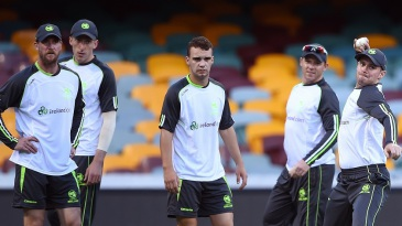 Ireland will aim to maintain the intensity after beating West Indies
