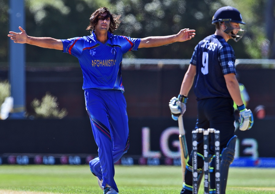 I Would Love To Play For Mumbai Indians In The IPL, Says Shapoor Zadran
