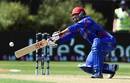 Javed Ahmadi got Afghanistan's chase off to a brisk start, Afghanistan v Scotland, World Cup 2015, Group A, Dunedin, February 26, 2015