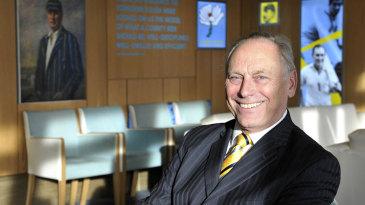 ECB chairman Colin Graves