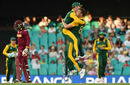 Kyle Abbott ensured there was no Chris Gayle show, South Africa v West Indies, World Cup 2015, Group B, Sydney, February 27, 2015