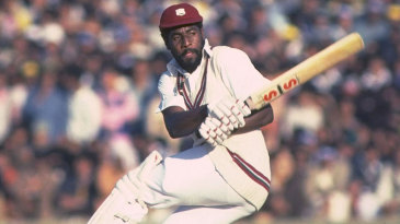 Viv Richards sweeps
