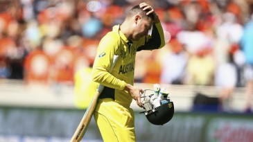 What just happened? Michael Clarke was part of a middle-order slump