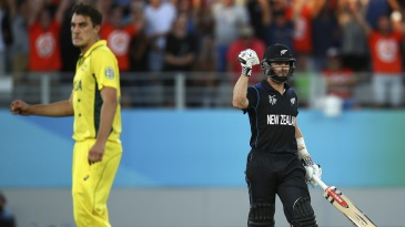 Ecstasy and dejection: Kane Williamson and Pat Cummins display contrasting emotions