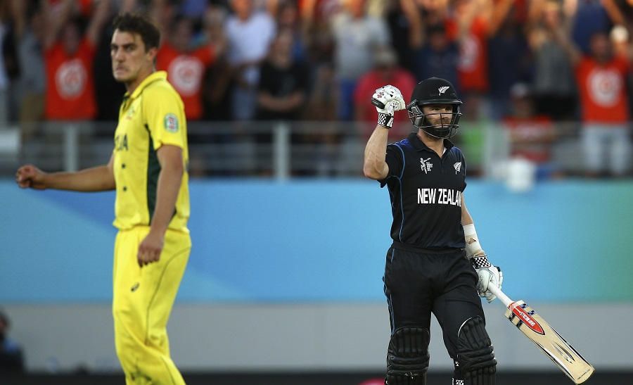 How does one celebrate sealing a one-wicket win with a six in an immensely intense World Cup game? With a sheepish fist-pump, of course