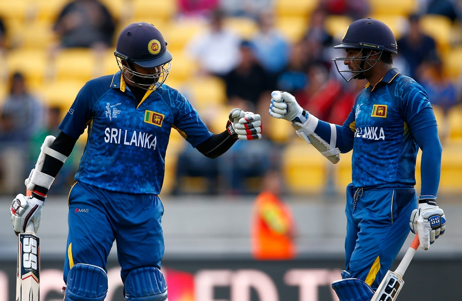 2015 World Cup : Sri Lanka comprehensively beat England by 9 wickets in Group A encounter