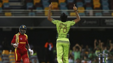 Pakistan vs Zimbabwe Highlights 2015 Mar 1