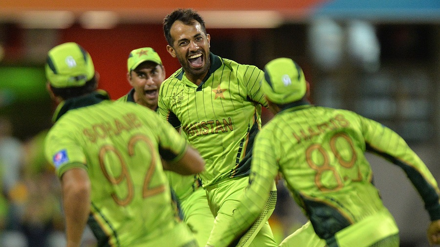 Pakistan beat Zimbabwe by 20 runs to register first victory of the tournament