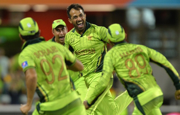 Can't catch me: Wahab Riaz was too good for Zimbabwe's tail