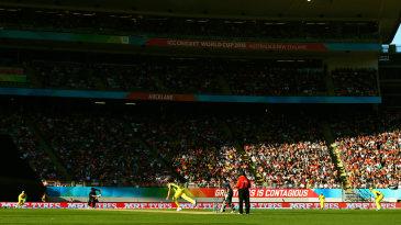 New Zealand bat against Australia