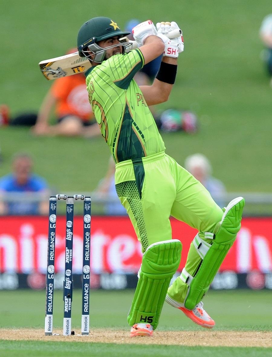 Pakistan vs UAE Cricket Highlights