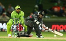 Khurram Khan was part of an 83-run stand with Shaiman Anwar, Pakistan v UAE, World Cup 2015, Group B, Napier, March 4, 2015