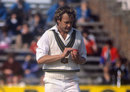 Rodney Hogg prepares to bowl, England v Australia, 2nd ODI, Edgbaston, June 6, 1981