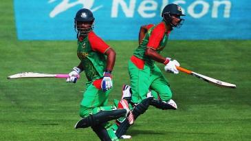 Tamim Iqbal and Mahmudullah added 139 together