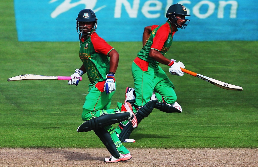 2015 World Cup : Bangladesh chase down massive total to win by 6 wickets in Group A encounter