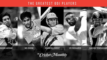 Who is the greatest ODI player?