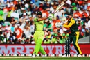 Younis Khan goes for a pull, Pakistan v South Africa, World Cup 2015, Group B, Auckland, March 7, 2015