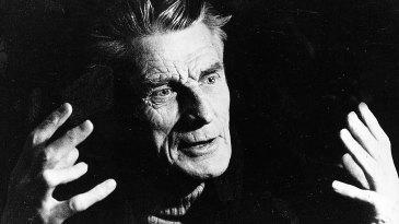 Samuel Beckett speaks