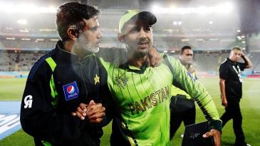 Sarfraz Ahmed claimed the Man-of-the-Match award