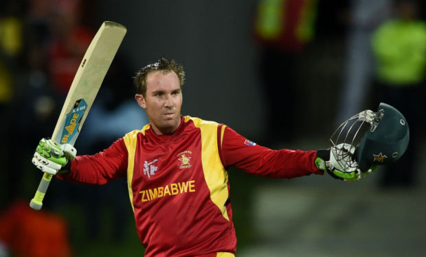 Brendan Taylor struck 11 fours and four sixes in his 91-ball 121