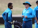 Virat Kohli and Duncan Fletcher get together for a chat, World Cup 2015, Hamilton, March 9, 2015
