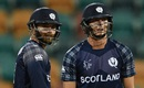 Preston Mommsen and Freddie Coleman added 118 runs for the fourth wicket, Scotland v Sri Lanka, World Cup 2015, Group A, Hobart, March 11, 2015