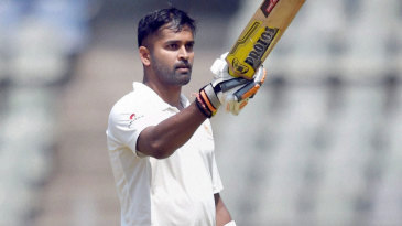 Vinay Kumar has scored two first-class hundreds
