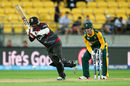 Swapnil Patil top-scored for UAE with 57, South Africa v United Arab Emirates, World Cup 2015, Group B, Wellington, March 12, 2015