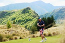 Ian Botham was on show at the New Zealand Open, Queenstown, March 13, 2015