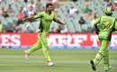 Sohail Khan got rid of centurion William Porterfield, Ireland v Pakistan, World Cup 2015, Group B, Adelaide, March 15, 2015