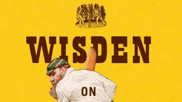 Cover of <i>Wisden on Grace</i>
