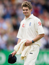 James Anderson's career in pictures