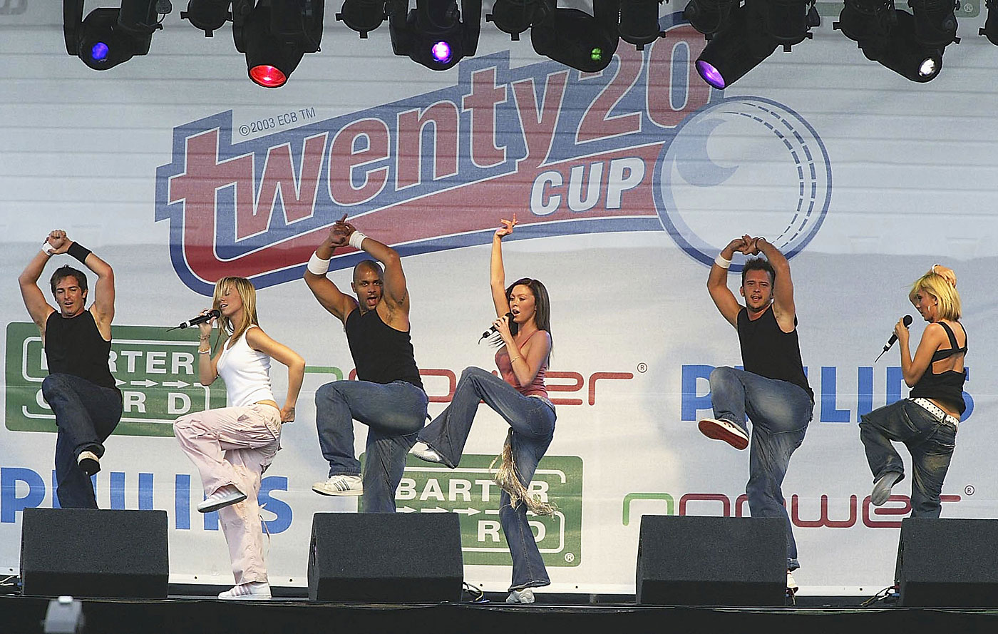 Talkin' about a revolution: the T20 Cup in England was launched in 2003 to get more bums on seats. Not long after, other cricket boards cashed in on the format's potential
