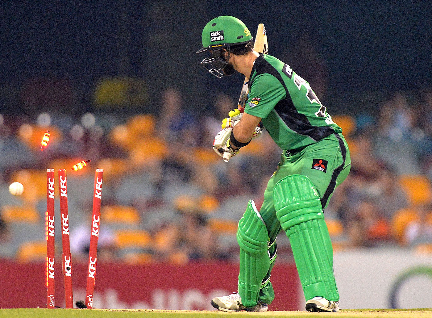 T20, unlike other cricket formats, doesn't encourage batsmen to value their wicket