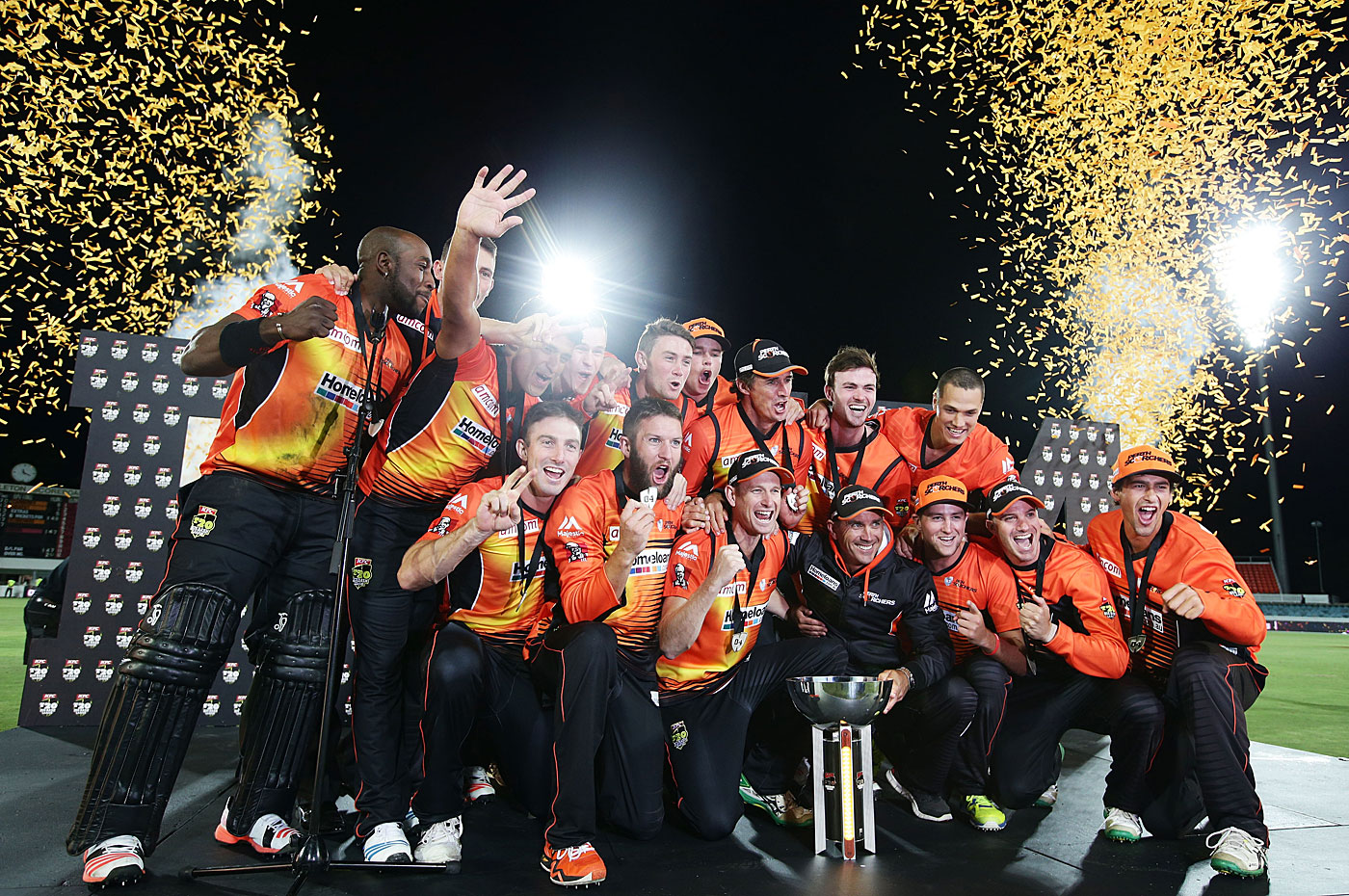 The BBL, like other T20 leagues, has been a marketing man's dream, offering the