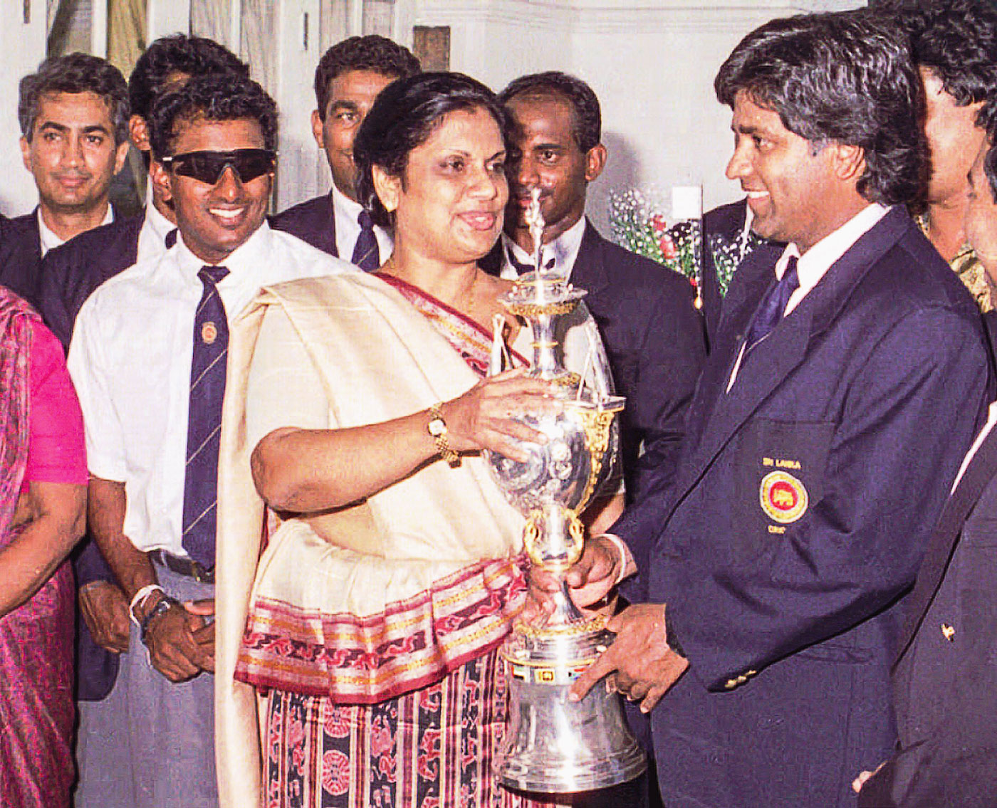 Heady and hellish: Sri Lanka's 1996 World Cup win brought glory and sowed the seeds for endless politicking
