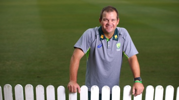 Matthew Mott, the new coach of the Australia women's team