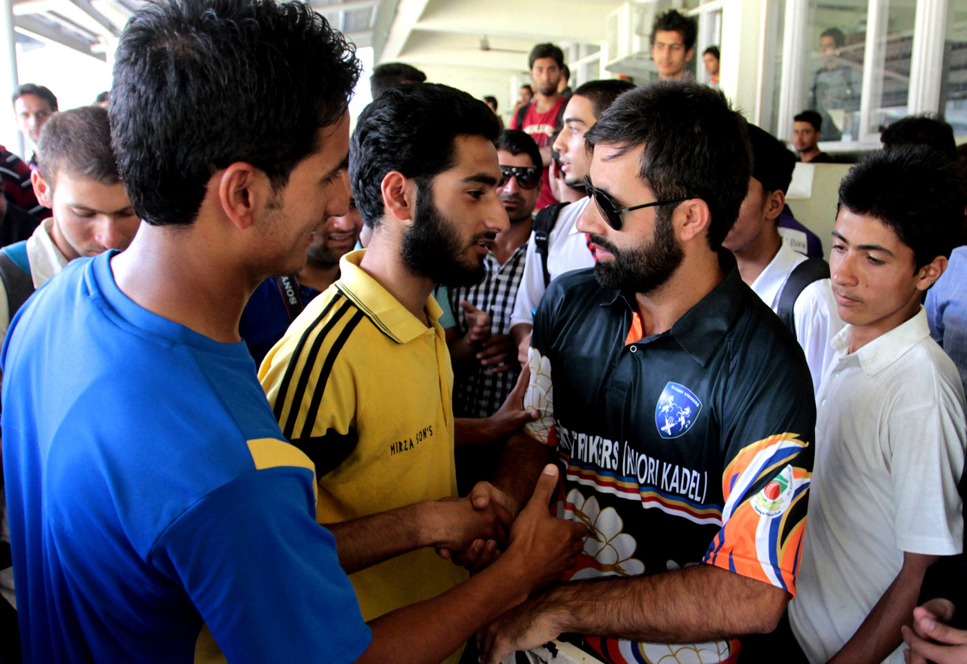 Parvez Rasool: the Valley's first cricket superstar
