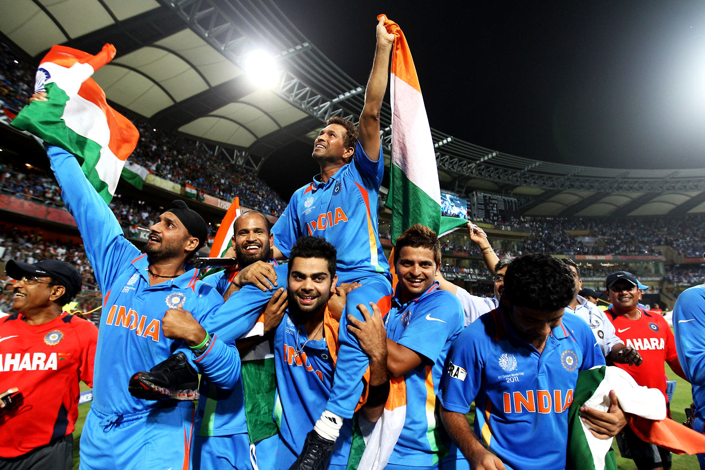 I Didn't Have Any Emotions After Winning the 2011 World Cup, Says Virat Kohli