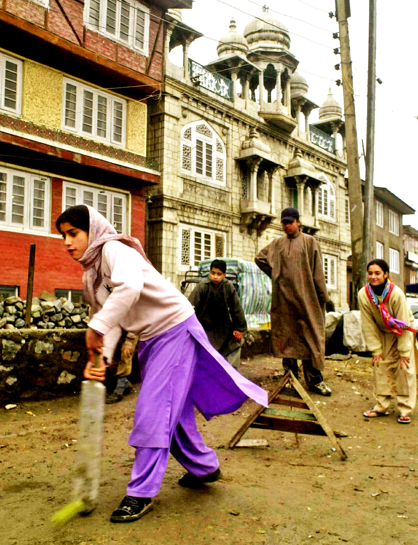 The roots of the game hold strong in Kashmir but the structure they hold up is shaky